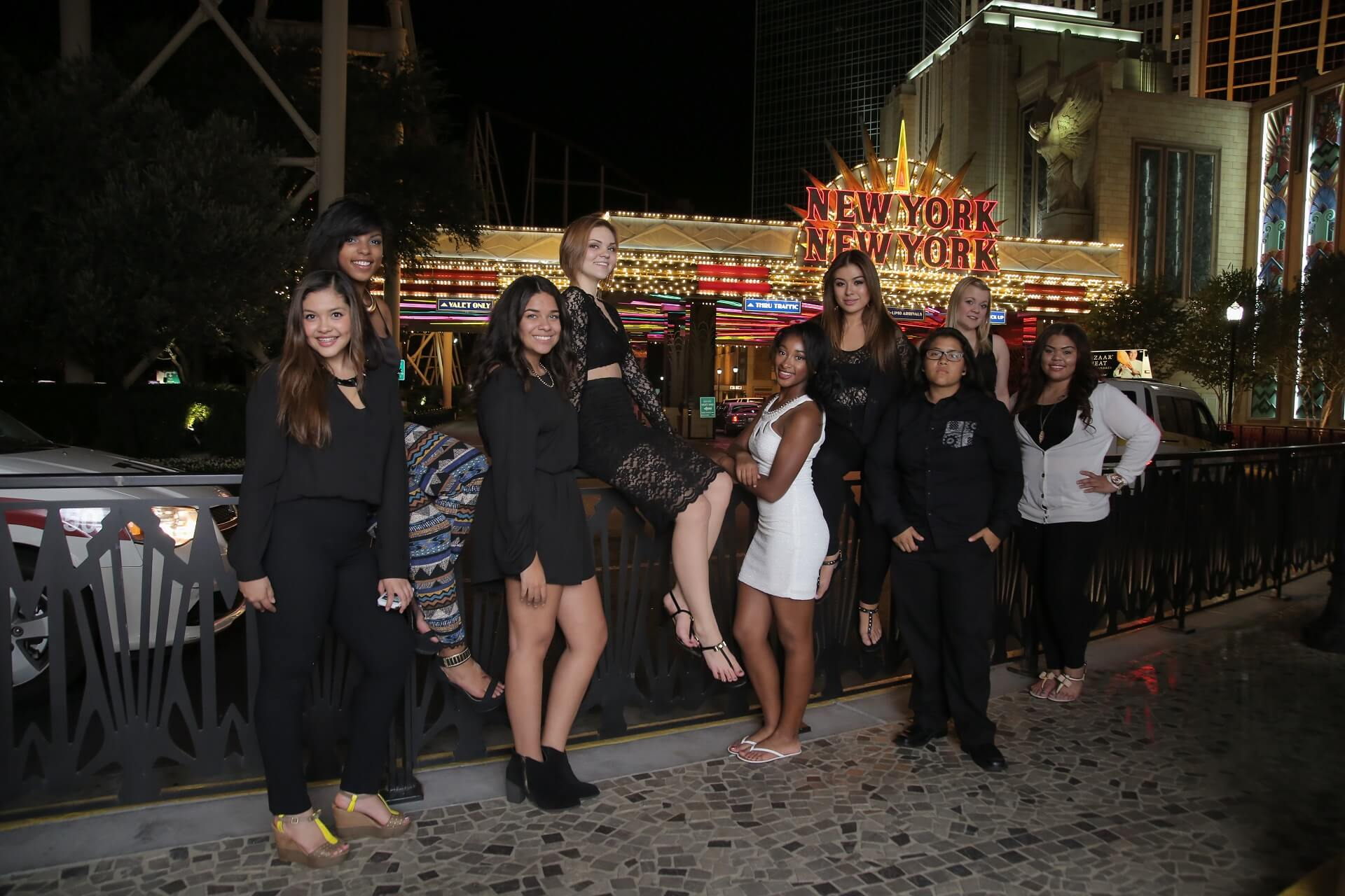 NY NY Large Group Photo Tour