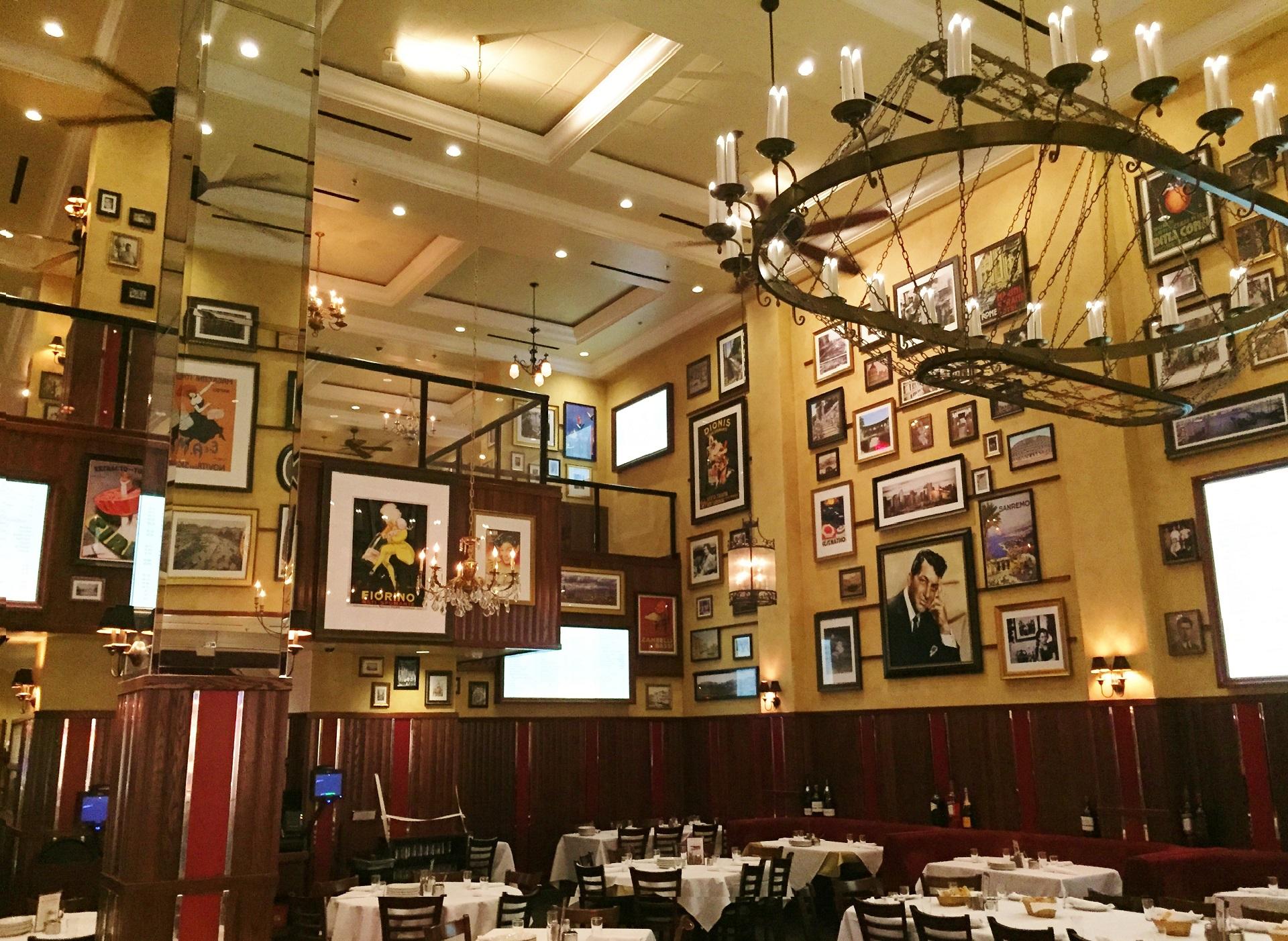 Off The Strip Italian Restaurant Las Vegas
