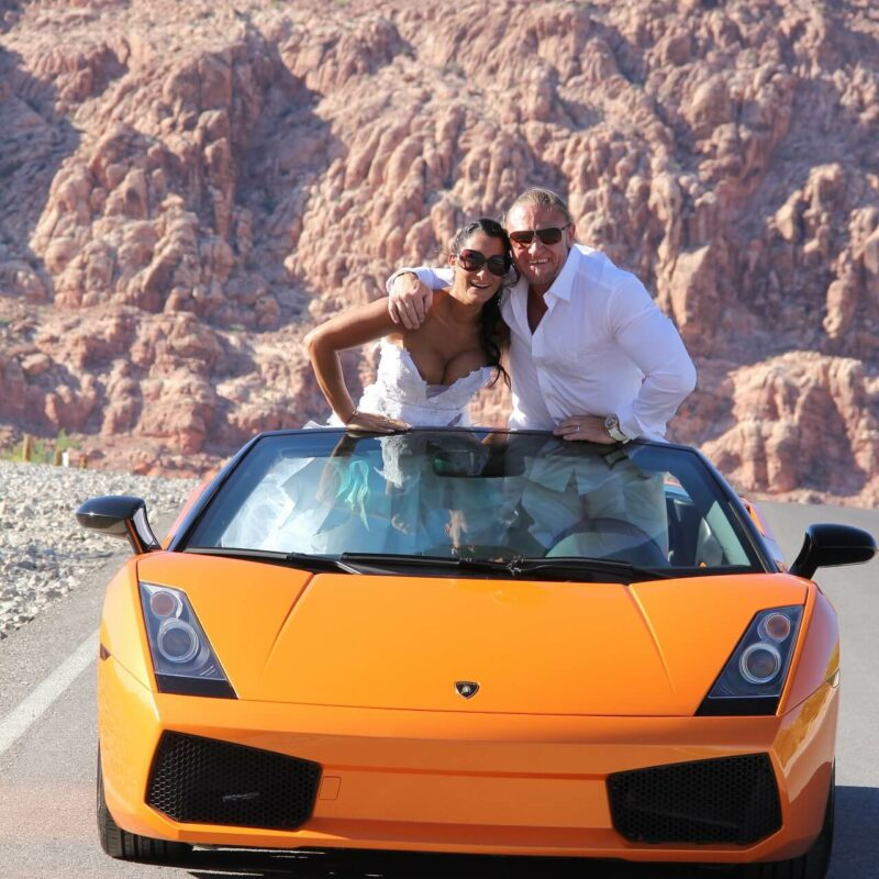 Celebrity Cars Photo Tour on Las Vegas Strip