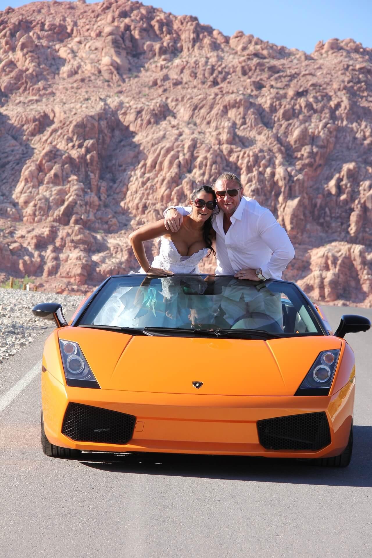 Celebrity Cars Las Vegas Strip Tour LV Wedding Connection