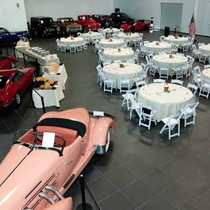 CELEBRITY CARS Showroom