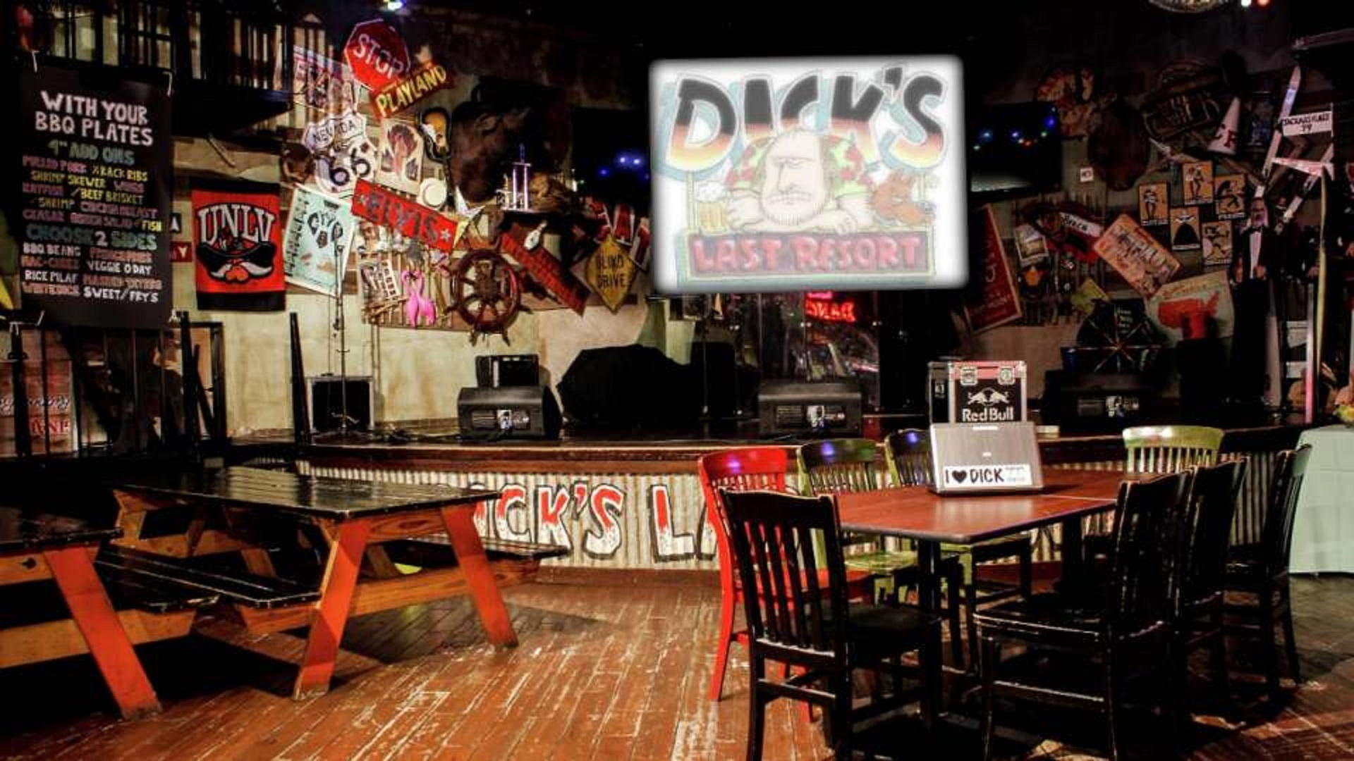 Dick's Last Resort Photo Tour