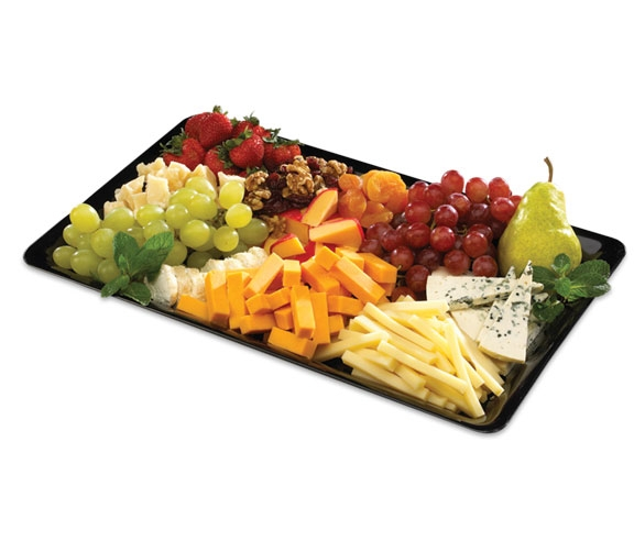 Fruit, Cheese and Nuts