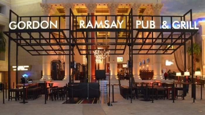 Gordon Ramsay's Pub and Grill Photo Tour