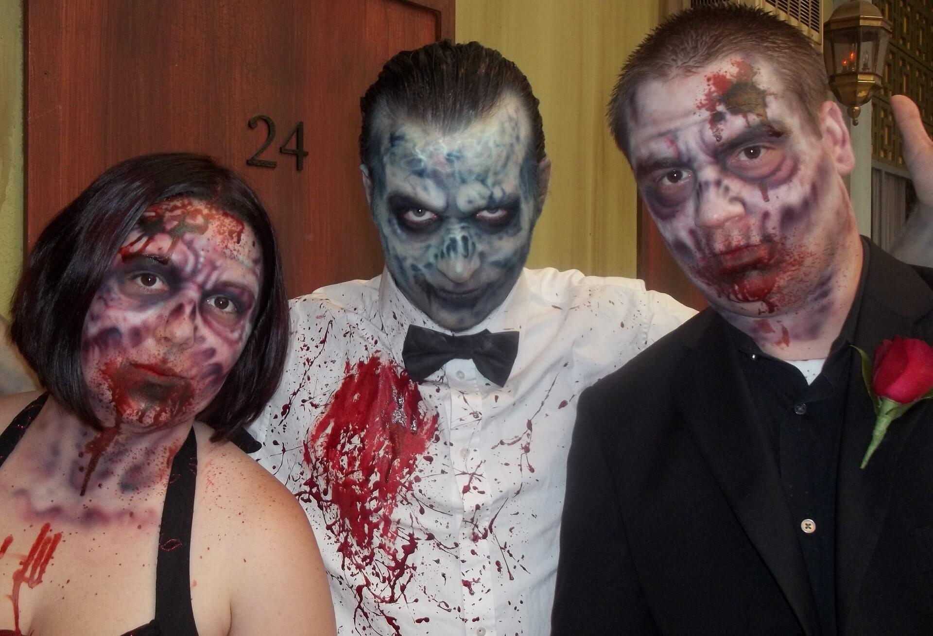 Halloween Ghoulish Photo Tour