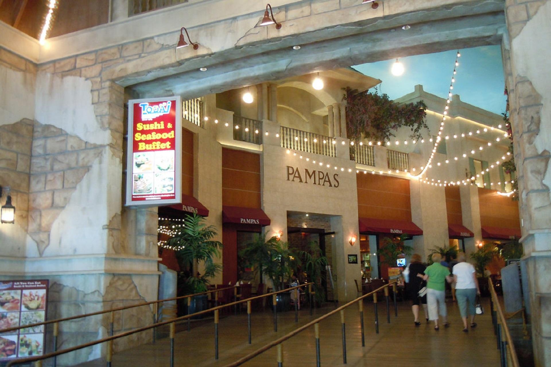 Pampas Steak Experience