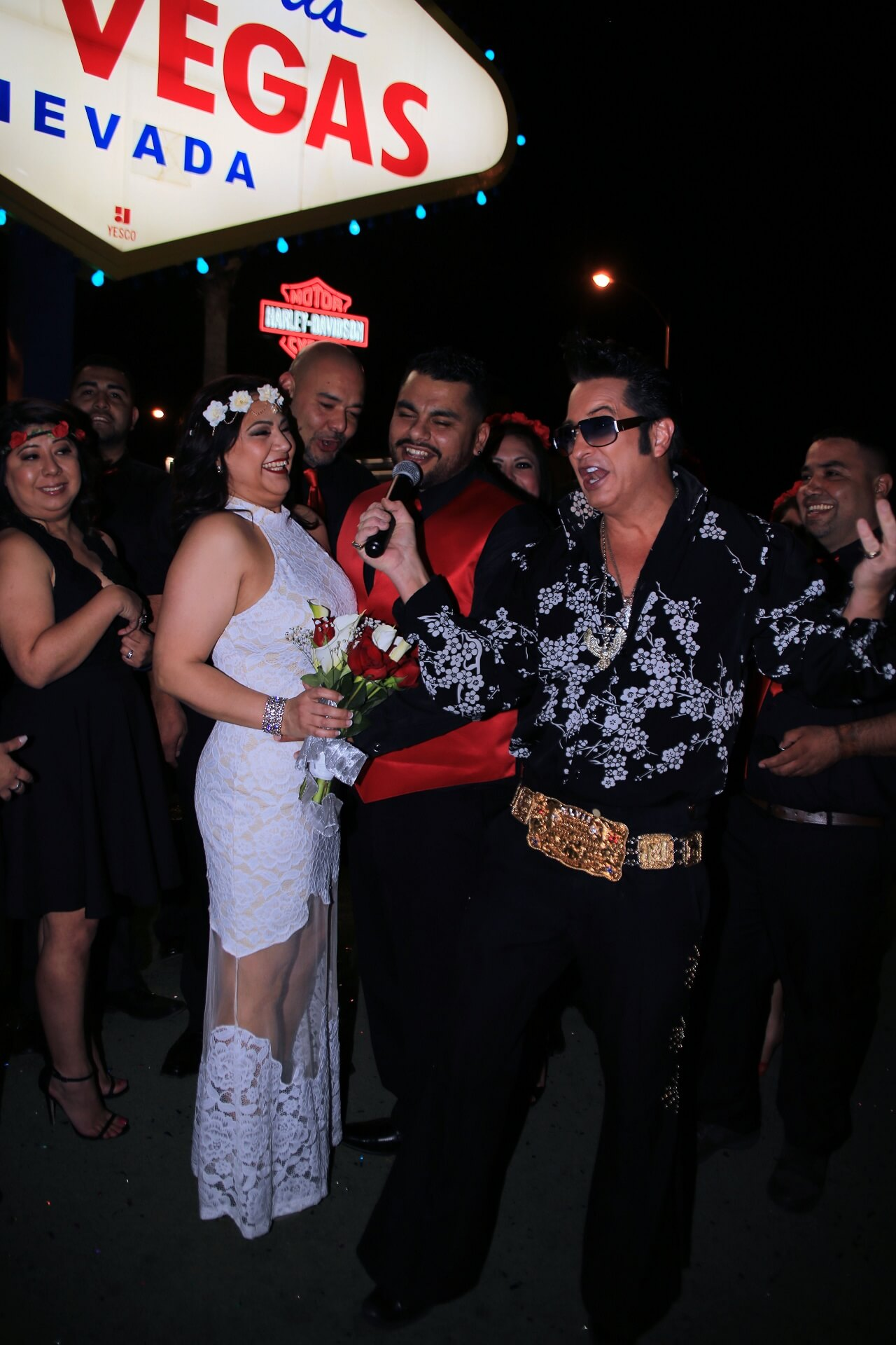 Party With Elvis