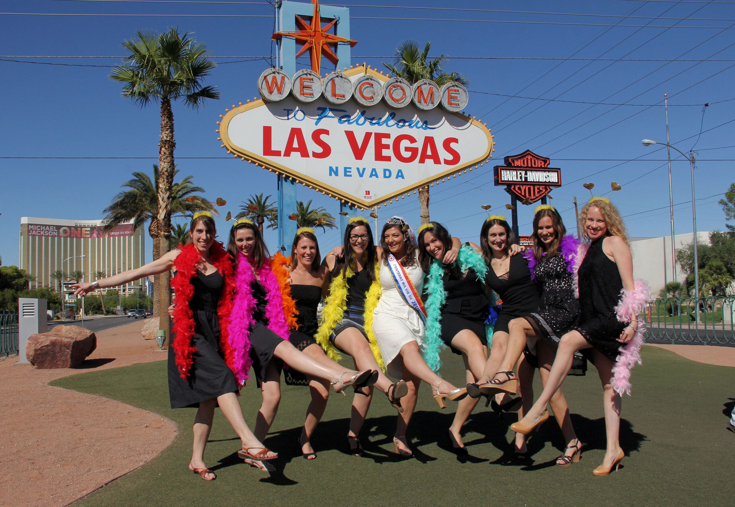 Simple Arrival, Vegas Baby!