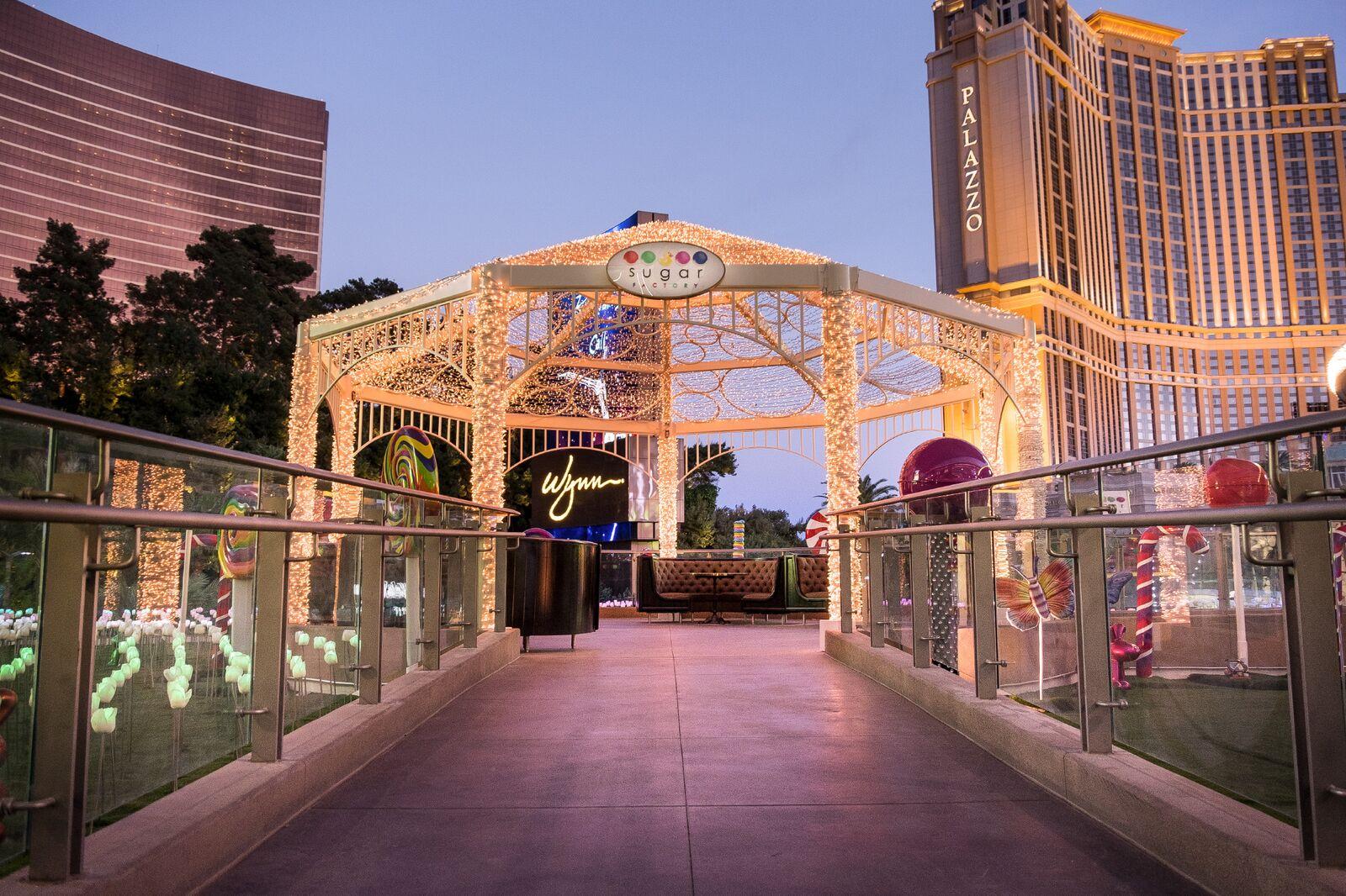 Sugar Factory Las Vegas Wedding