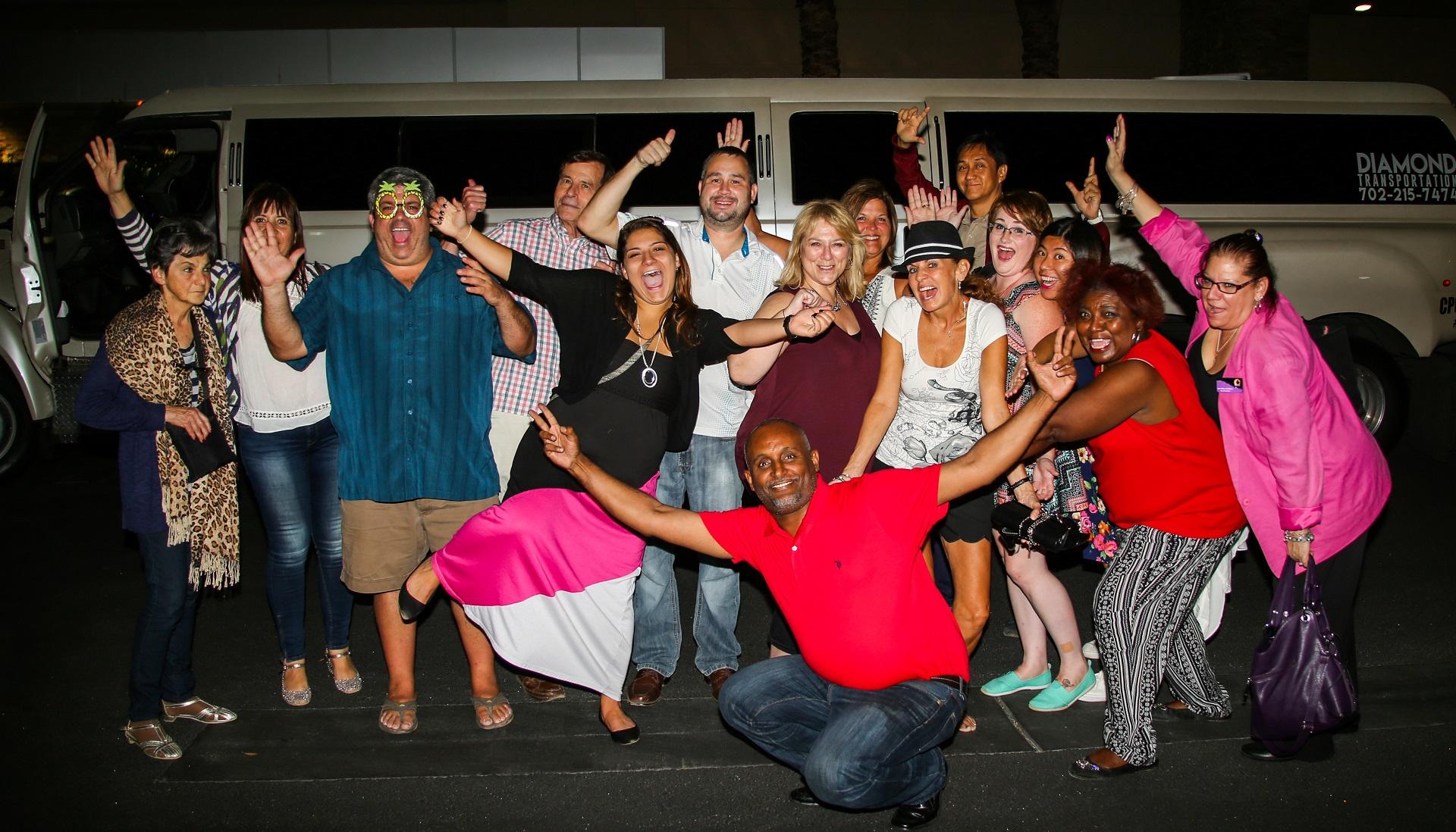 2017 Las Vegas Wedding and Bachelorette Familiarization Tour